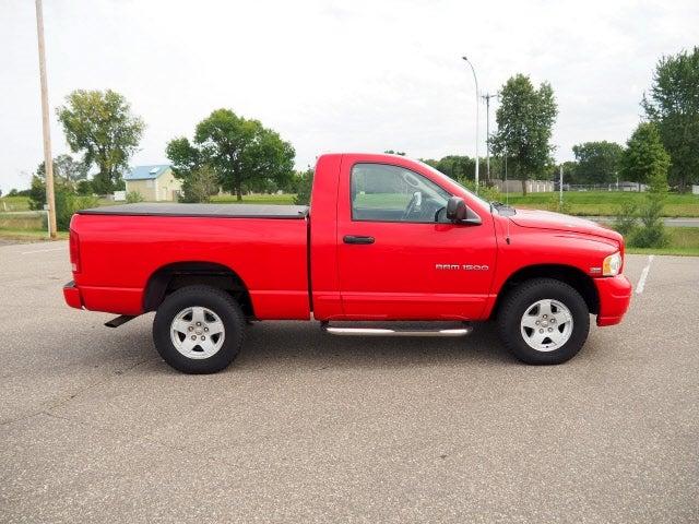Used 2005 Dodge Ram 1500 Pickup Laramie with VIN 1D7HU16D55J567755 for sale in Hastings, Minnesota