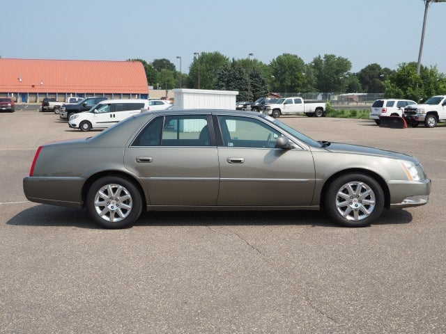 Used 2011 Cadillac DTS Premium Collection with VIN 1G6KH5E62BU124345 for sale in Hastings, Minnesota