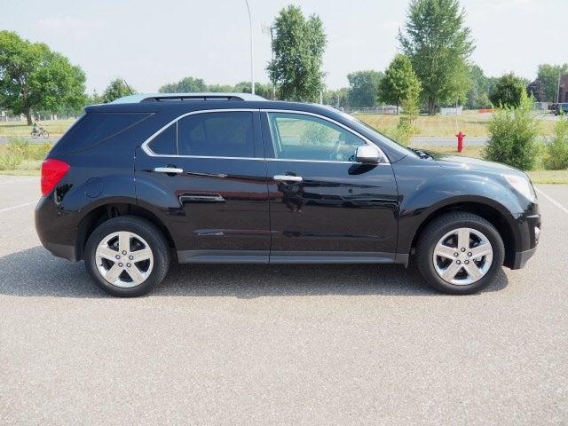 Used 2014 Chevrolet Equinox LTZ with VIN 2GNALDEK5E6167330 for sale in Hastings, Minnesota