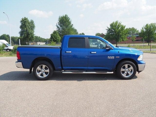 Used 2018 RAM Ram 1500 Pickup Big Horn with VIN 3C6RR7LT9JG154643 for sale in Hastings, Minnesota