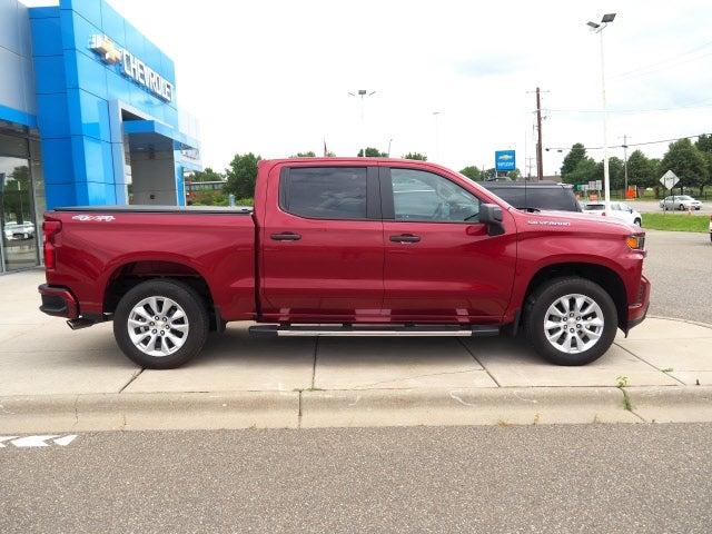 Used 2019 Chevrolet Silverado 1500 Custom with VIN 3GCPYBEH3KG188349 for sale in Hastings, Minnesota