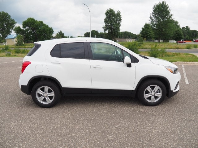 Used 2019 Chevrolet Trax LS with VIN 3GNCJKSB9KL370753 for sale in Hastings, Minnesota