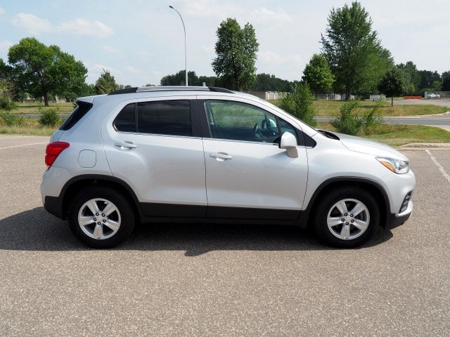 Used 2018 Chevrolet Trax LT with VIN 3GNCJLSB0JL248500 for sale in Hastings, Minnesota